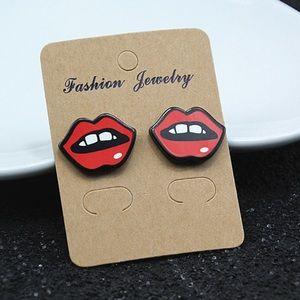 Jewelry - Lip Earrings